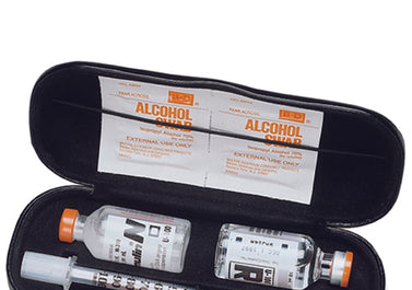 D.I.  Insulin-Syringe Carry Case