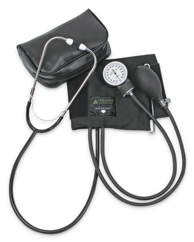 Aneroid Blood Pressure Kit W-stethoscope
