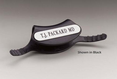 Stethoscope Identification Tags - Black Bx-5