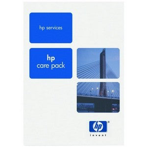 HP Care Pack Hardware Support with Defective Media Retention and Accidental Damage Protection - 5 Year - Service