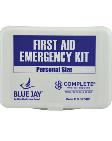 First Aid Kit  Personal Size By Blue Jay
