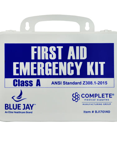 First Aid Kit  Class A By Blue Jay