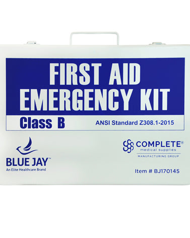 First Aid Kit  Class B By Blue Jay