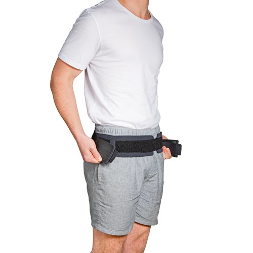 Blue Jay Sacroiliac Belt Black Xx-large  52  - 58