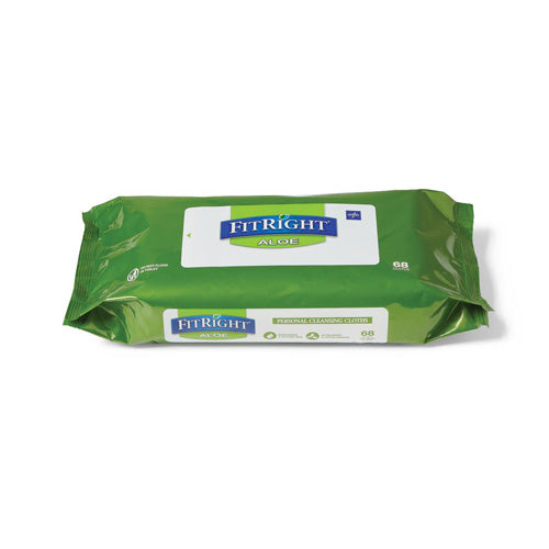 Personal Cleansing Wipes Aloetouch  816-cs