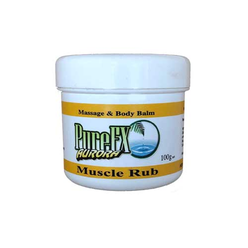 Muscle Rub Massage & Body Balm
