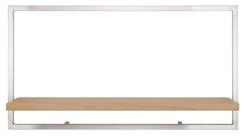 Shelfmate type A European Oak Stainless steel d-Bodhi