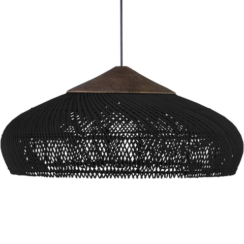 Banjo lamp black