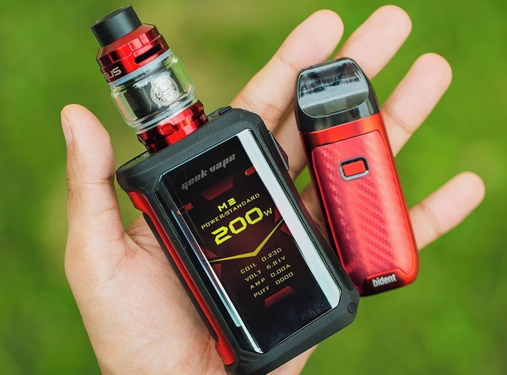 Different Types of Vape Device