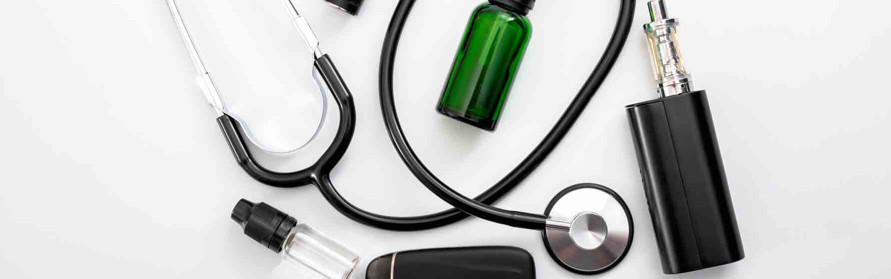 Medical effects of vaping