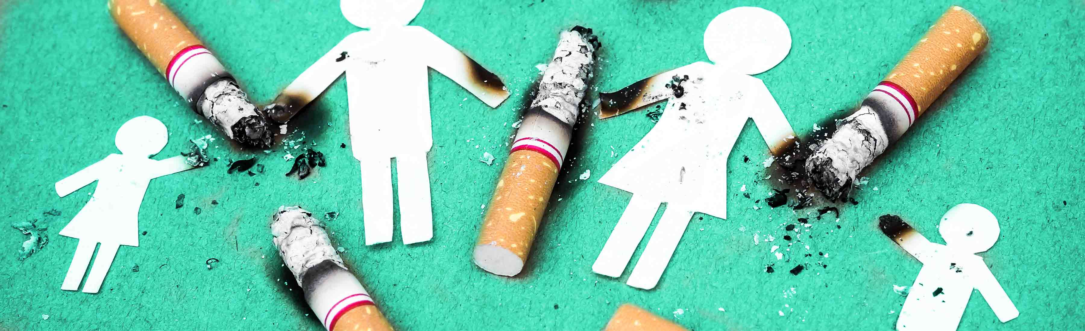 Second-hand Smoking Affects on Others