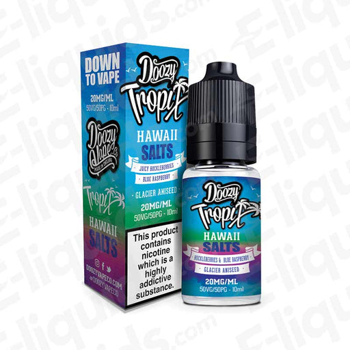 Tropix Hawaii Nic Salt E-liquid by Doozy Vape Co