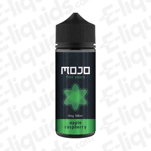 Apple Raspberry Shortfill Eliquid by Mojo