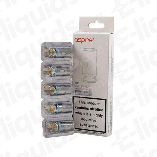 Aspire BP Replacement Vape Coils