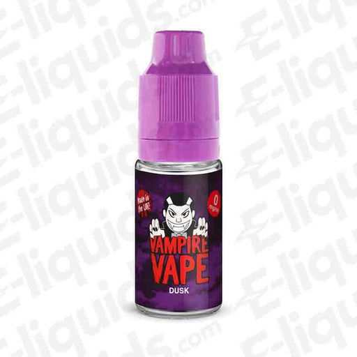 Dusk 60/40 E-liquid by Vampire Vape