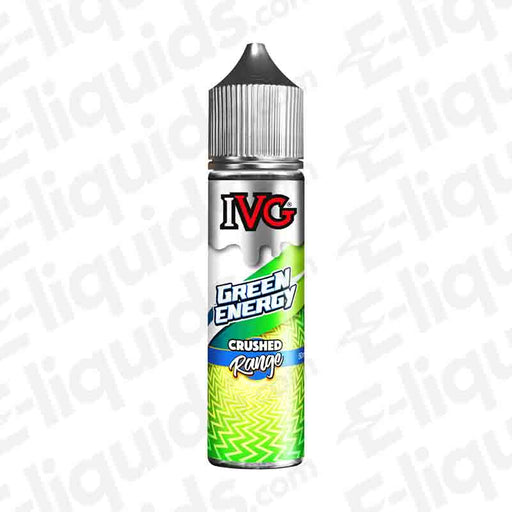 Green Energy Shortfill Eliquid by IVG Crushed