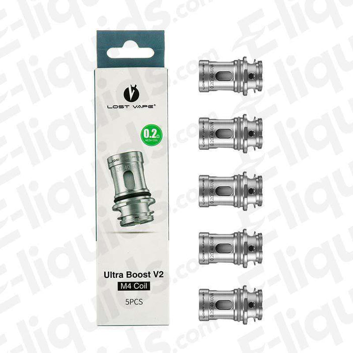 Lost Vape Ultra Boost Replacement Vape Coils
