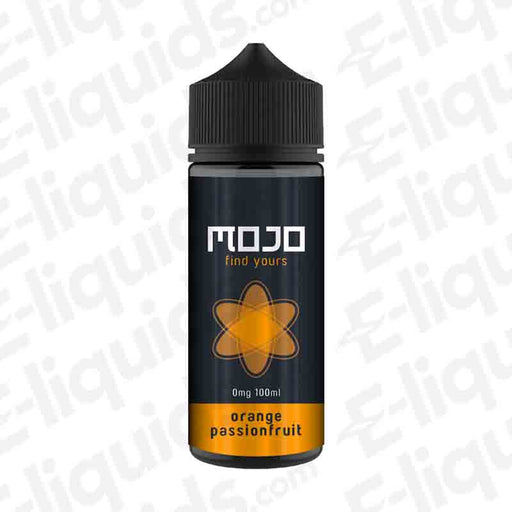 Orange Passionfruit Shortfill Eliquid by Mojo