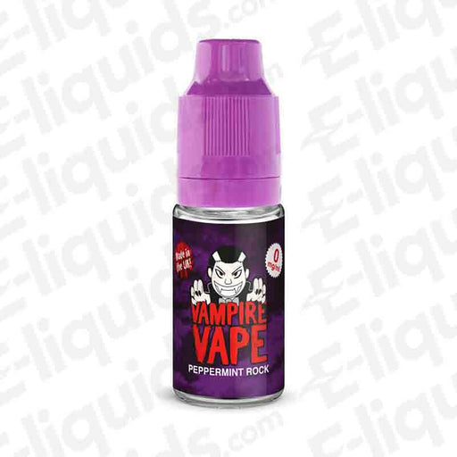 Vampire Vape Peppermint Rock 10ml E-liquid