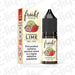 Frukt Cyder Strawberry Lime 10ml Nic Salt E-liquid