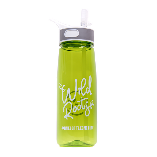 Wild Roots Reusable Water Bottle