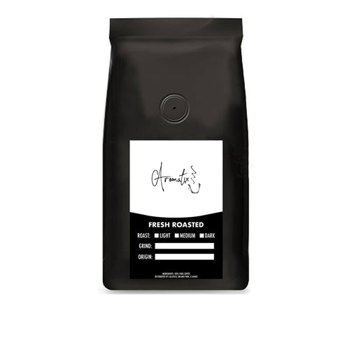 6 Bean Blend - Aromatix Coffee