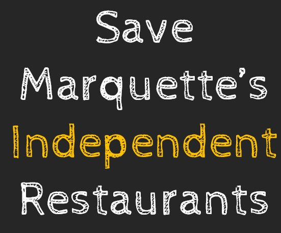 I LOVE RESTAURANTS + OUTLANDERS launch a multi-month fundraising campaign to help independent restaurants and their employees in Marquette, MI