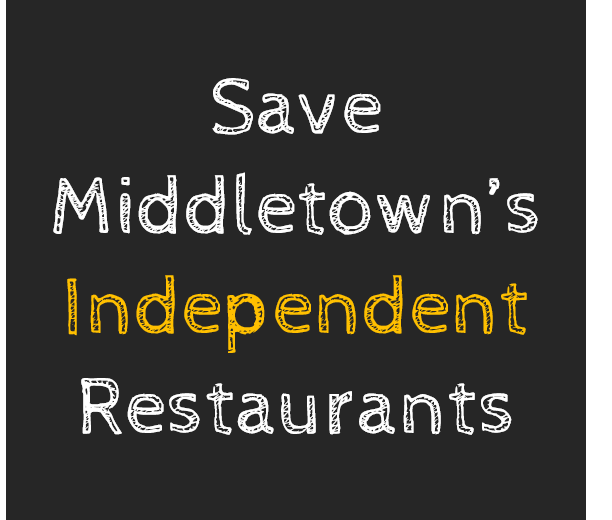 I LOVE RESTAURANTS + GRACIE'S Join Forces to Launch a Multi-month Fundraiser to Help Independent Restaurants and Their Employees in the Middletown, OH Area