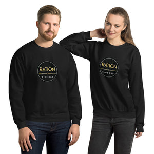 Ration Wine Bar Unisex Sweatshirt
