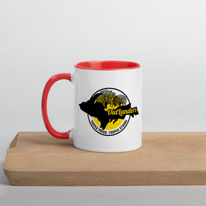 OutLanders Mug with Color Inside