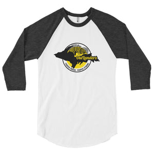 OutLanders 3/4 sleeve raglan shirt