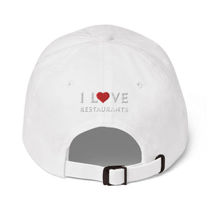 Daddy Jones Dad hat- ILR Back