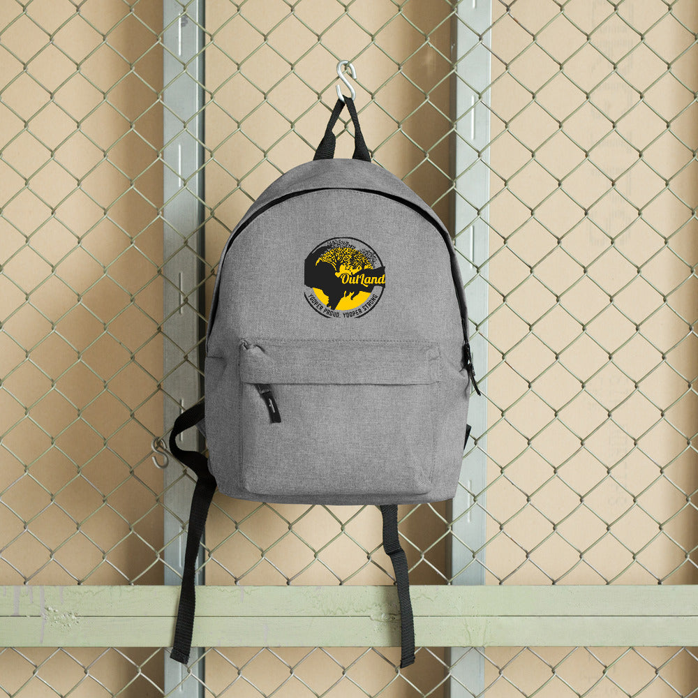 OutLanders Embroidered Backpack