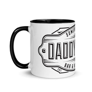 Daddy Jones Mug with Color Inside