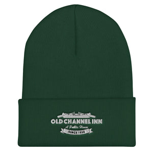 Old Channel Inn Cuffed Beanie