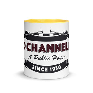 Old Channel Inn Mug with Color Inside
