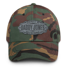 Load image into Gallery viewer, Daddy Jones Dad hat- ILR Back