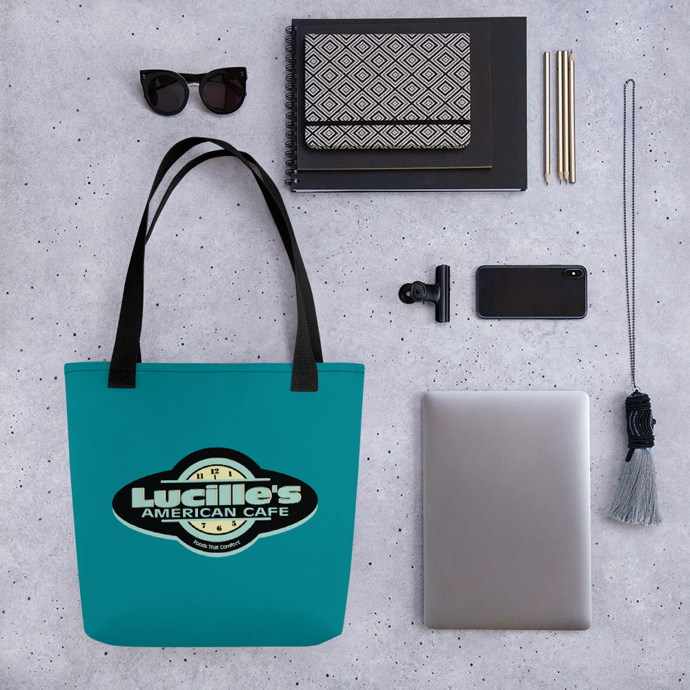 Lucille's American Cafe Tote bag