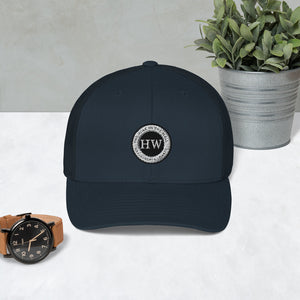 Hole in the Wall Trucker Cap