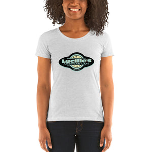 Lucille's American Cafe Ladies' short sleeve t-shirt