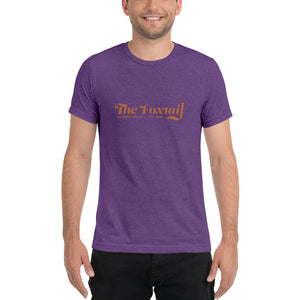 Foxtail Front, Fiona Back Short sleeve t-shirt