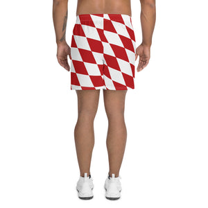 Cedar Springs Brewing Company Men's Athletic Long Shorts