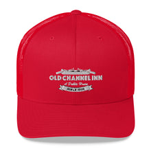 Load image into Gallery viewer, Old Channel Inn Trucker Cap