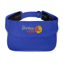 Load image into Gallery viewer, The Portico Cafe Visor