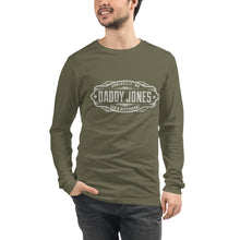 Load image into Gallery viewer, Daddy Jones Unisex Long Sleeve Tee