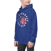 Load image into Gallery viewer, Somerville Stronger Kids Hoodie