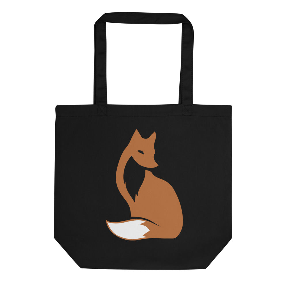 Fiona Foxtail Eco Tote Bag