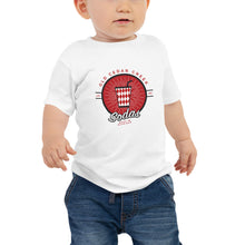 Load image into Gallery viewer, Old Cedar Creek Soda Baby Jersey Short Sleeve Tee