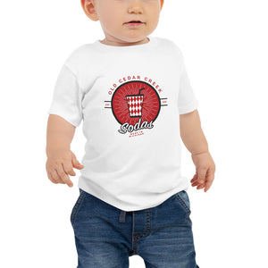Old Cedar Creek Soda Baby Jersey Short Sleeve Tee