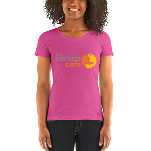 The Portico Ladies' short sleeve t-shirt